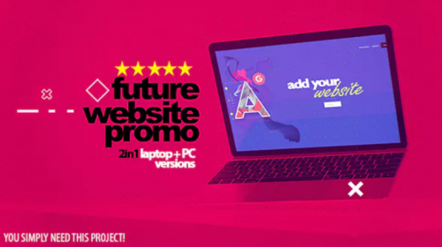 future_website_promo_2in1_video_template
