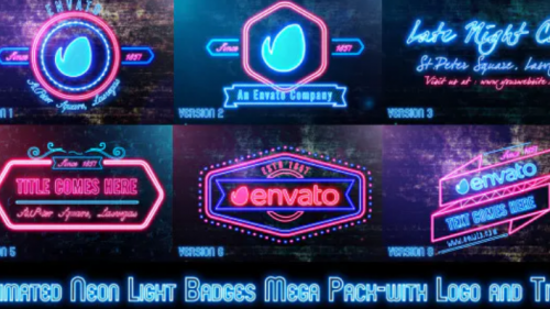 neon_lights_badges_logo_after_effects_template