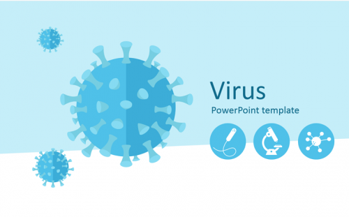 virus_power_point_template