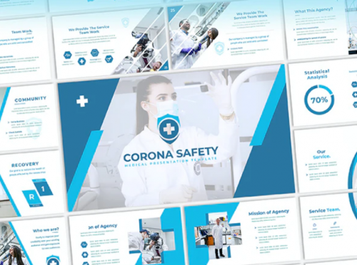 corona_safety_power_point_template