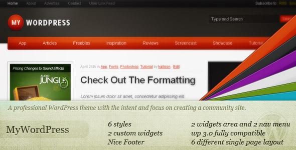 My WordPress Download