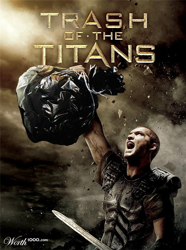 Trash of the Titans