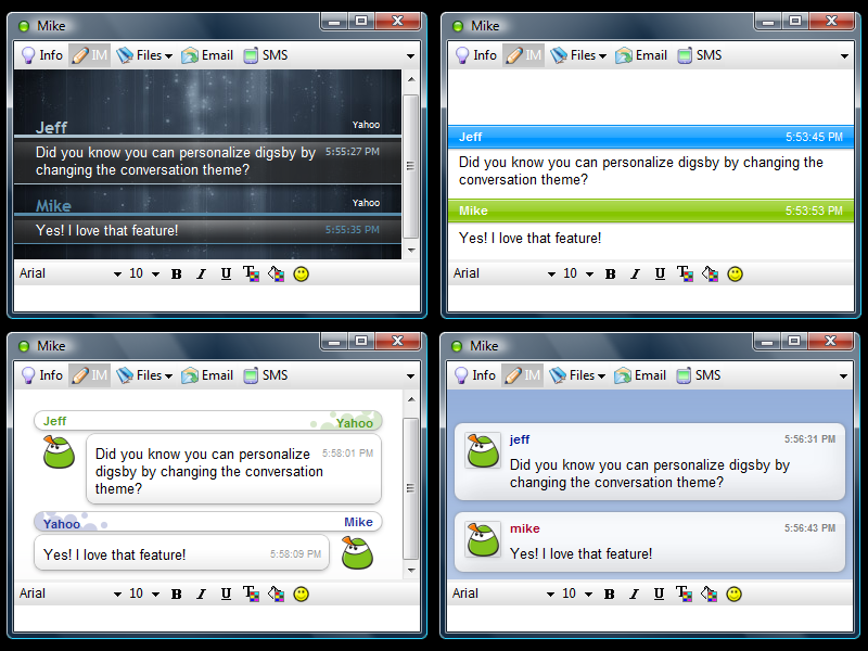 Digsby - Best Desktop Instant Messaging Software