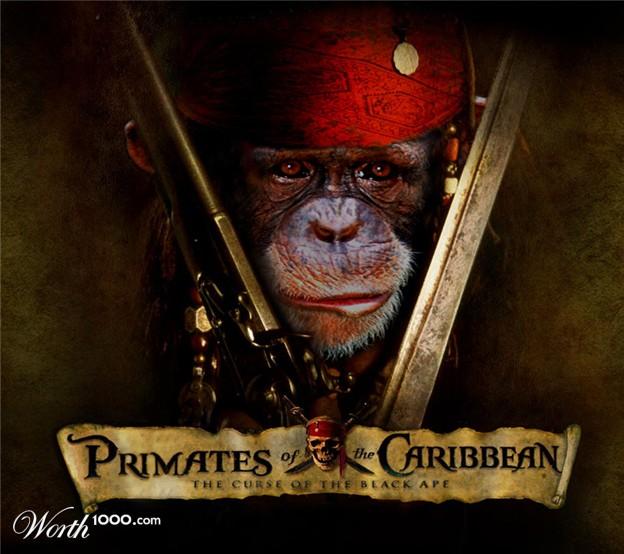 Primate Pirate