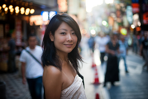 Japanese Beauties - Girl Photography Inspirations