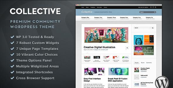 33 Great Community Wordpress Theme | Ginva