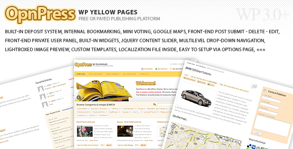 Sofa OpnPress - Publishing Platform Download