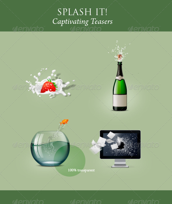 Splash It! - GraphicRiver Item for Sale