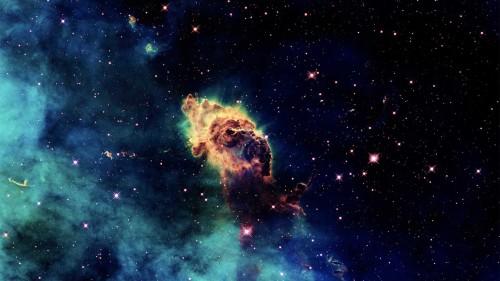 outer space stars nebulae astronomy Eagle nebula 1920x1080