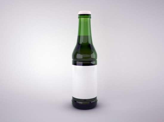 blank_green_beer_bottle