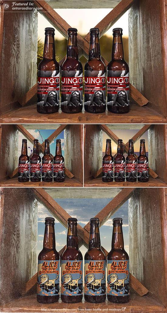free_deluxe_beer_mockup