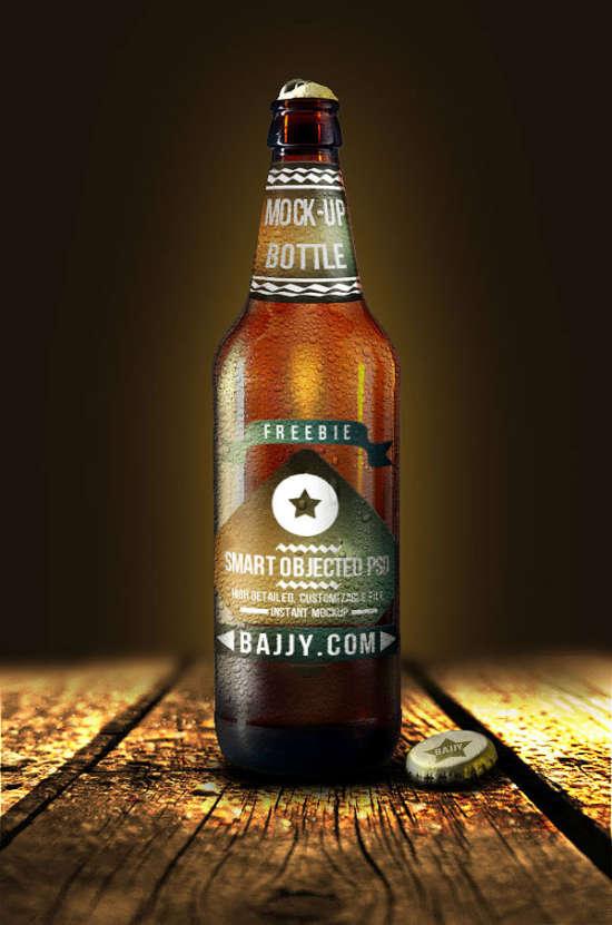 fresh_beer_bottle_mockup